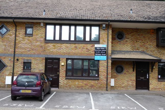 Thumbnail Office for sale in High Street, Bordon