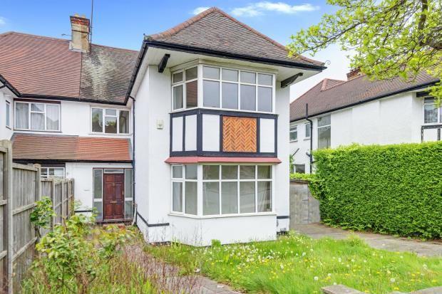 Thumbnail Semi-detached house for sale in Gresham Gardens, Golders Green, London