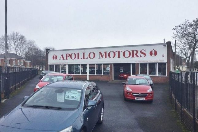 Thumbnail Commercial property for sale in Egerton Street, Bolton