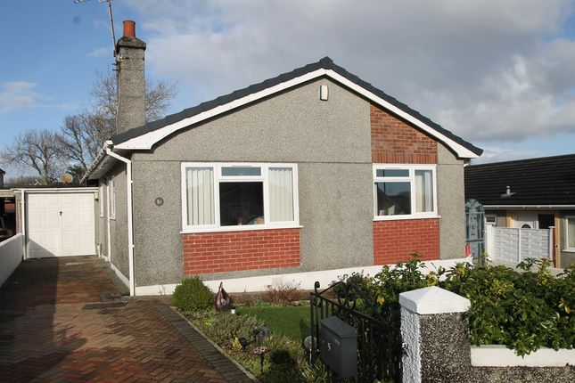 Thumbnail Detached bungalow for sale in Buena Vista Gardens, Plymouth