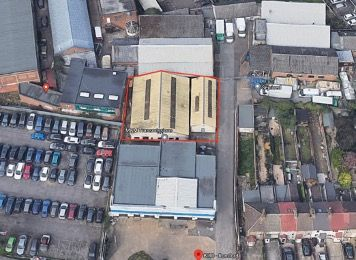 Thumbnail Industrial for sale in 248, London Road, Romford