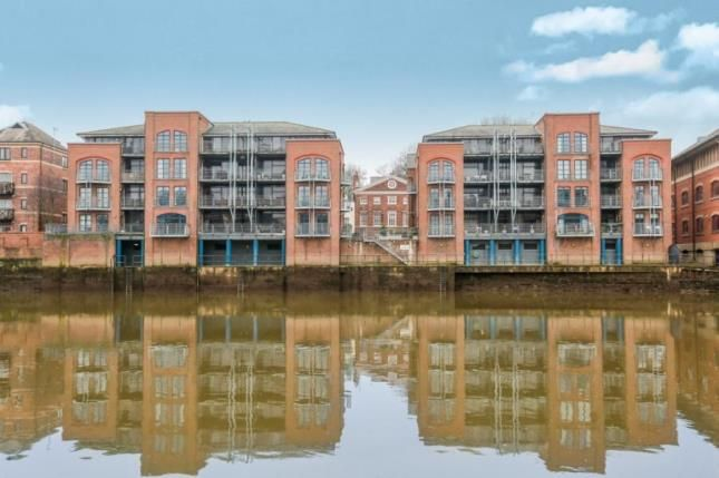 Thumbnail Flat for sale in Emperors Wharf, Skeldergate, York, North Yorkshire
