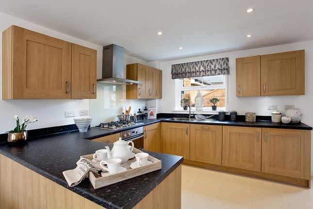 "Thumbnail Link-detached house for sale in ""The Wolverton"" at Barrosa Way, Whitehouse, Milton Keynes"