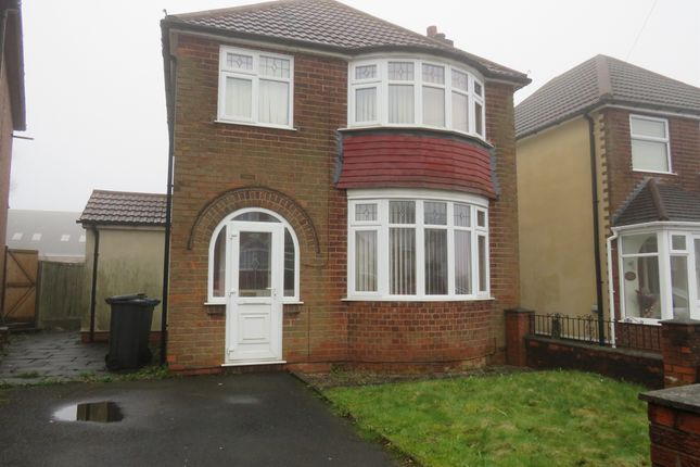 Thumbnail Detached house for sale in Sandfields Road, Oldbury