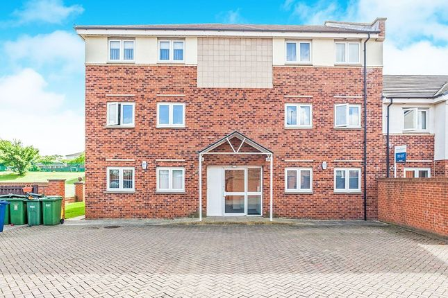 Thumbnail Flat to rent in Bittern Close, Dunston, Gateshead
