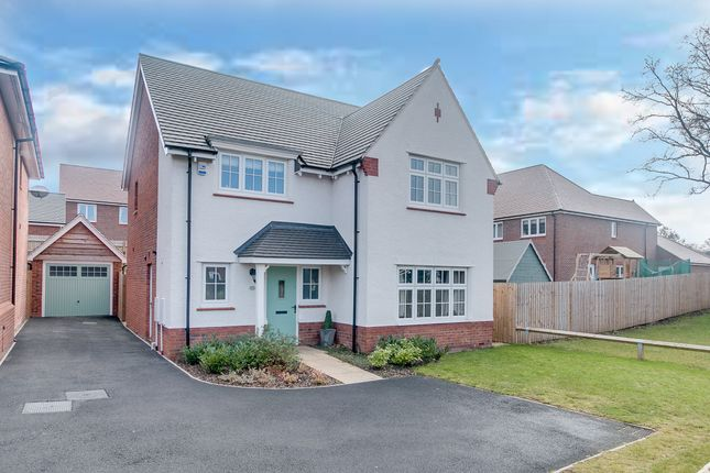 4 bed detached house for sale in Engine Close, Aston Fields, Bromsgrove