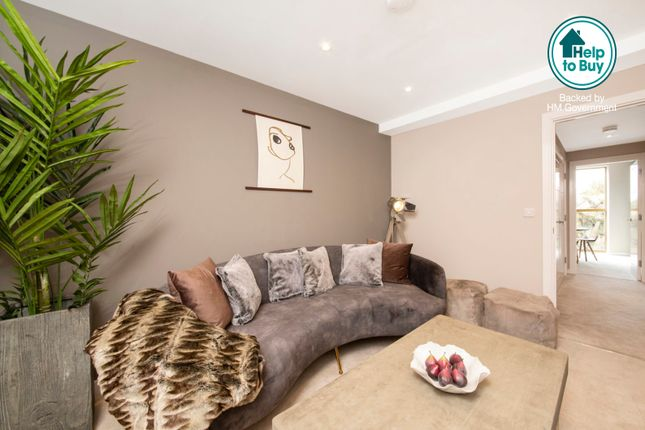Thumbnail Flat for sale in Flat 6, 225 Streatham Road, Streatham, London