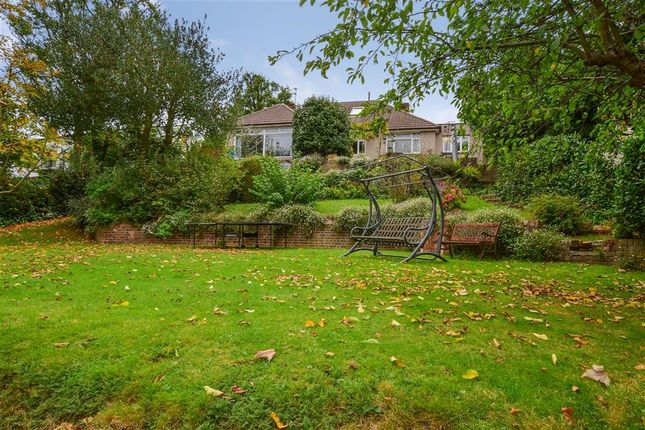 Thumbnail Bungalow for sale in Oakfield Lane, Wilmington, Kent