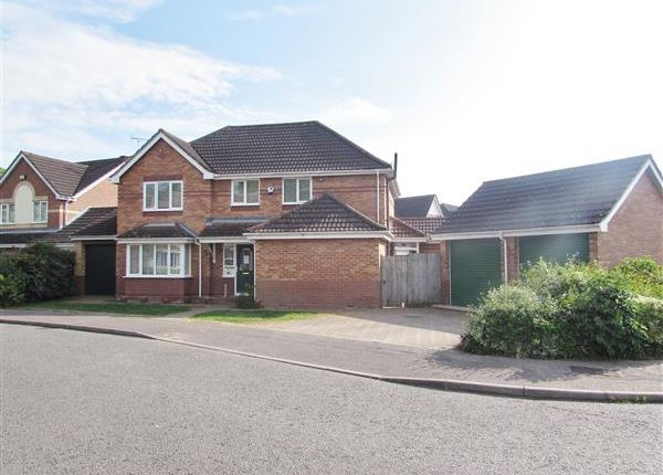 Thumbnail Detached house for sale in Belgrave Close, Off Tuddenham Road, Ipswich