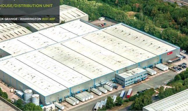 Thumbnail Light industrial to let in Warrington 255, Hardwick Grange, Warrington