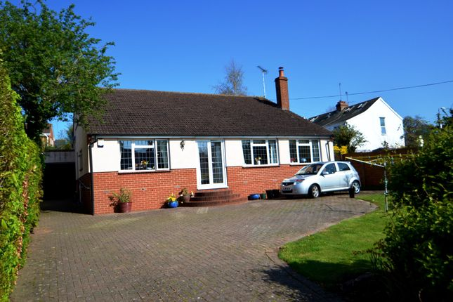Thumbnail Bungalow for sale in Longmeadow Road, Lympstone, Exmouth