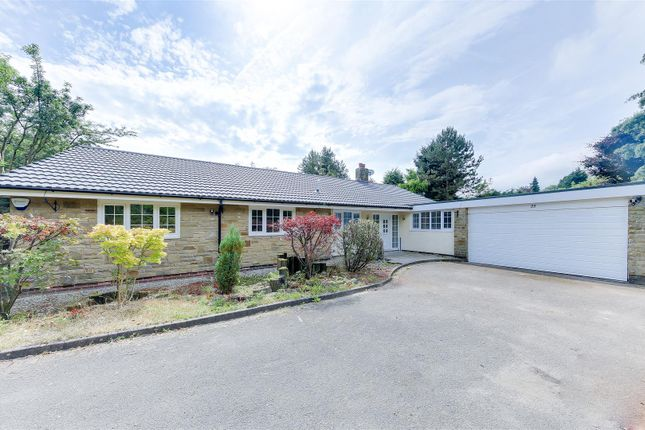 Thumbnail Detached bungalow for sale in Meadow Park, Irwell Vale, Bury