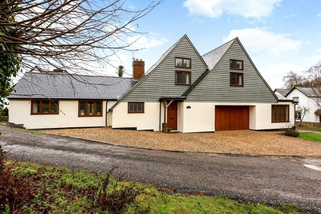Thumbnail Detached house for sale in Ashe Park, Steventon
