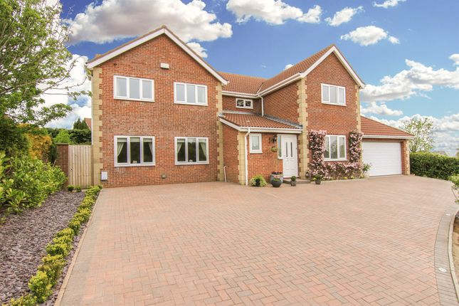 Thumbnail Detached house for sale in Heol Hir, Thornhill, Cardiff