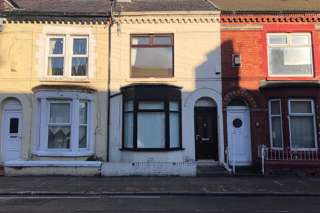 Thumbnail Terraced house to rent in Euston Street, Walton, Liverpool