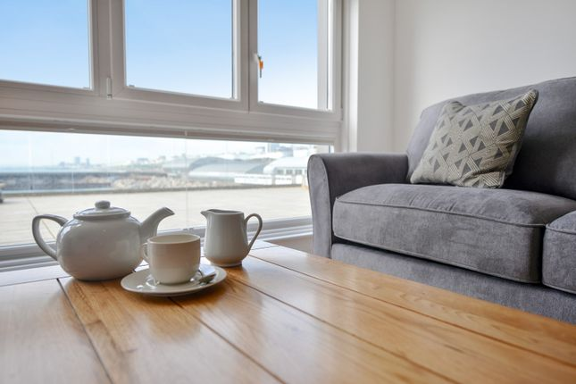 Thumbnail Flat to rent in Orion, 9 The Boardwalk, Brighton Marina