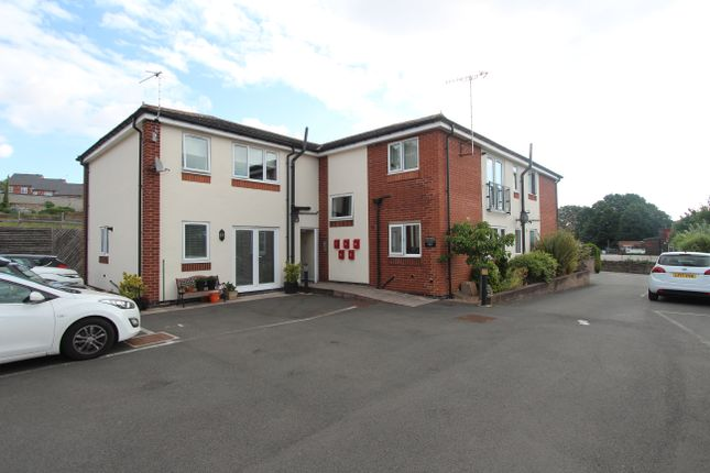 Thumbnail Flat for sale in The Mount, Church Street North, Old Whittington