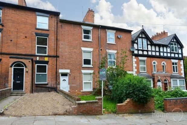 Thumbnail Terraced house to rent in 5 Bed, Cromwell St