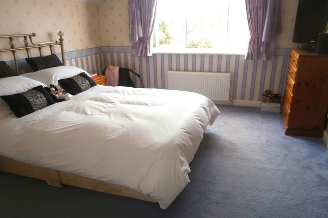 Master Bedroom of Dickens Close, Galley Common, Nuneaton, Warwickshire CV10