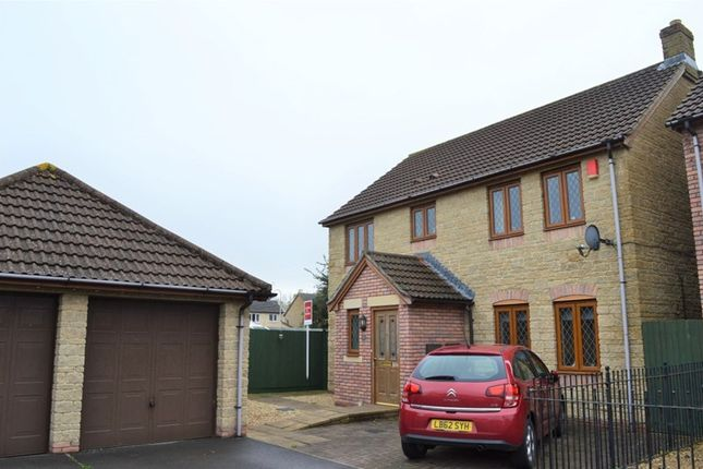 Thumbnail Detached house for sale in Home Farm Court, St Georges, Weston-Super-Mare