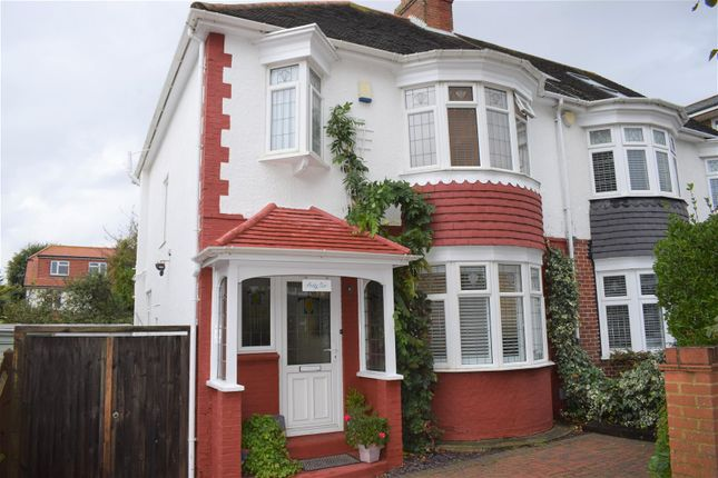 Thumbnail Property for sale in Woodhouse Road, Hove