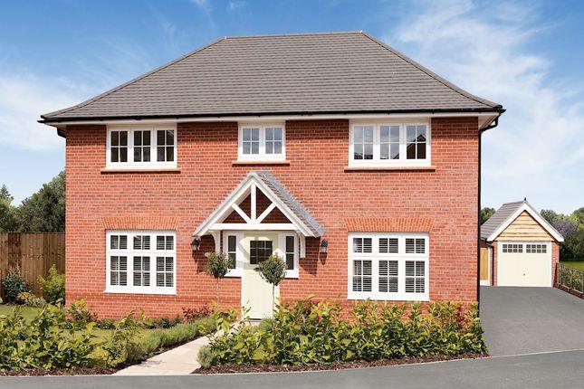 Thumbnail Detached house for sale in Mierscourt Road, Rainham