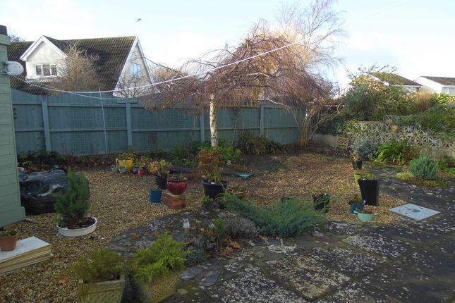 Garden At Back of Aled Court, Abergele LL22