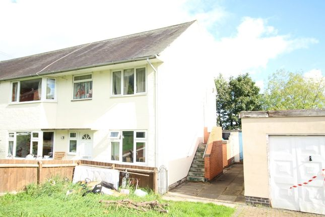 Thumbnail Flat for sale in Bird Hill Road, Woodhouse Eaves, Loughborough