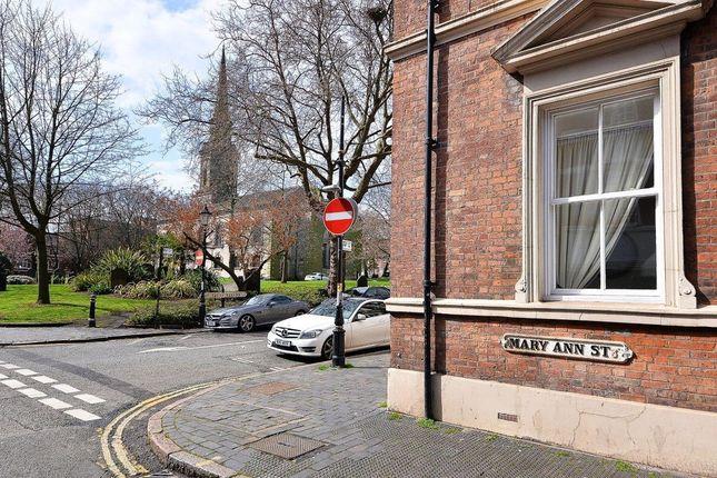 Mary Ann Street of Mary Ann Street, Birmingham B3