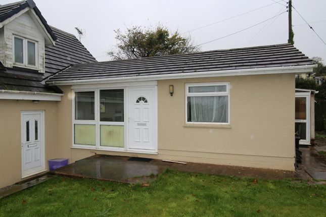 Thumbnail 1 bed bungalow to rent in Withleigh, Tiverton