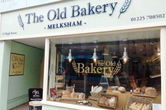 Thumbnail Restaurant/cafe for sale in 15 High Street, Melksham