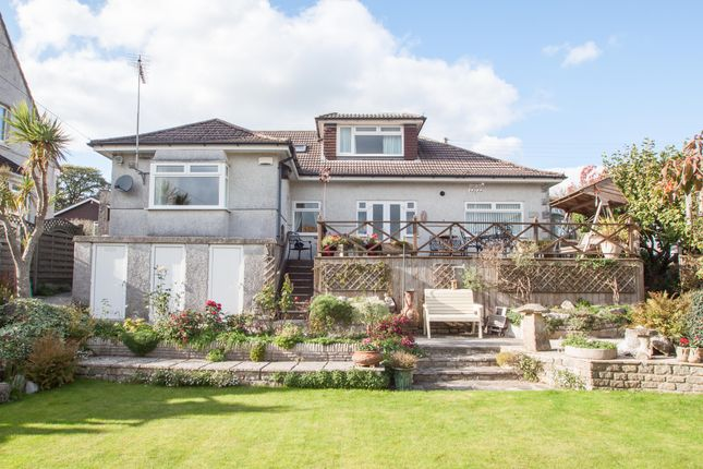 Thumbnail Detached bungalow for sale in St. Annes Road, Plymouth