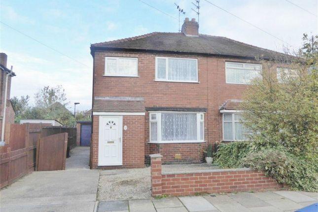 Thumbnail Semi-detached house for sale in Danum Road, Fulford, York