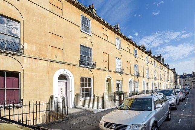 Thumbnail Terraced house to rent in Daniel Street, Bathwick, Bath