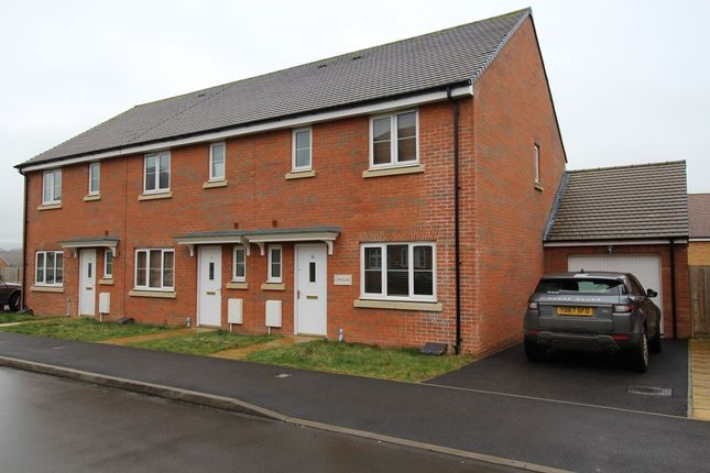 Thumbnail Terraced house to rent in Hercules Road, Calne