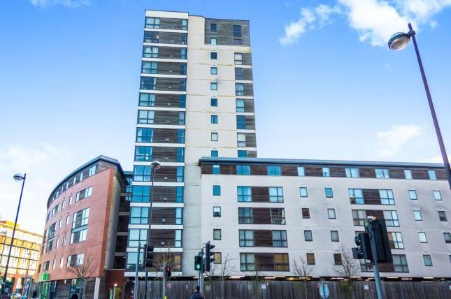 Thumbnail Flat for sale in Aquila House, Falcon Drive, Cardiff Bay, Cardiff