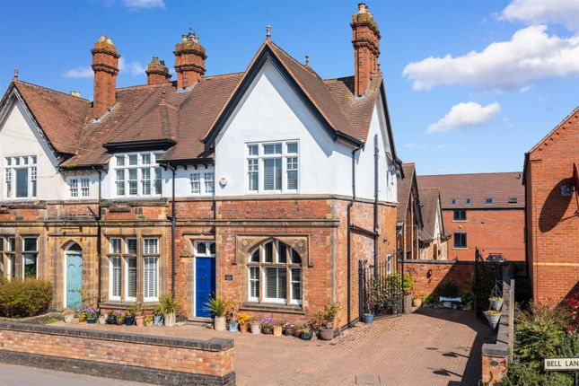 4 bed semi-detached house for sale in Marlborough Mews, Alcester Road, Studley B80