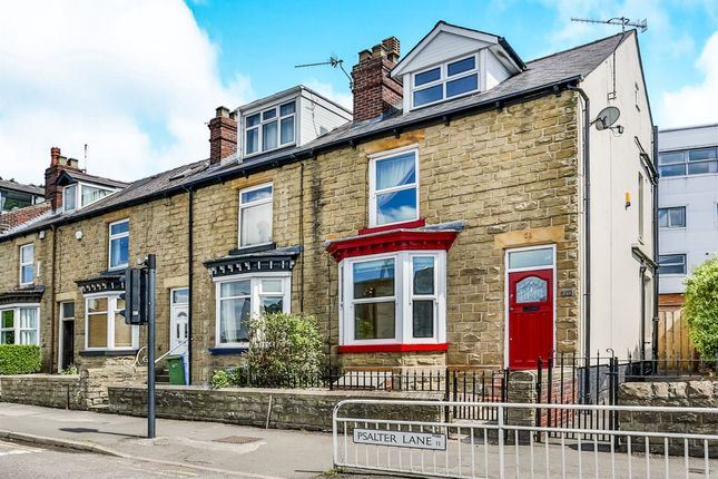 3 bed end terrace house for sale in Psalter Lane, Sheffield