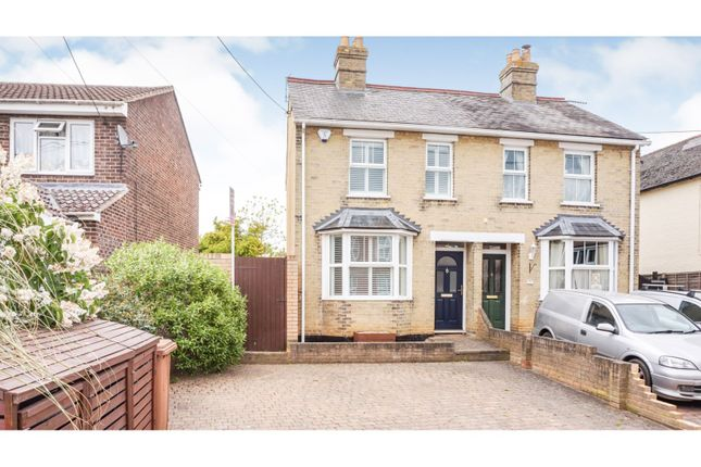 3 bed semi-detached house for sale in Broom Street, Sudbury CO10