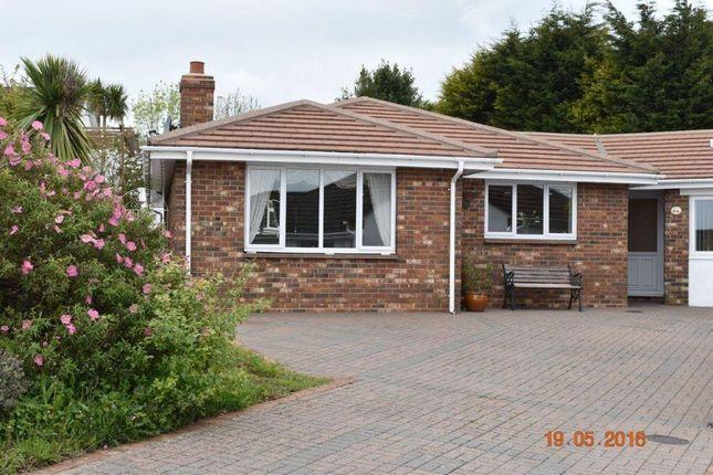 Thumbnail Detached bungalow for sale in Miranda Road, Preston, Paignton