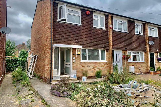 Thumbnail End terrace house to rent in Paget Road, Hillingdon, Uxbridge