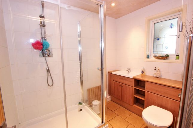 Shower Room of Bridgewick Close, Lewes BN7