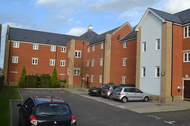Thumbnail Flat to rent in Celestion Drive, Ipswich