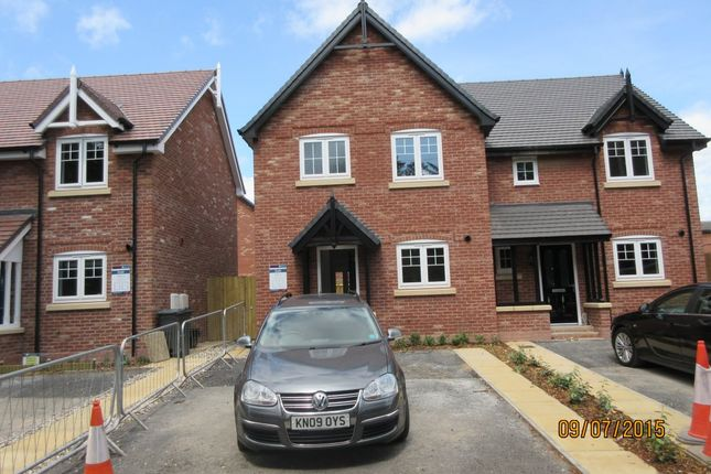 Thumbnail Semi-detached house to rent in Sansaw Business Park, Hardwicke Stables, Hadnall, Shrewsbury