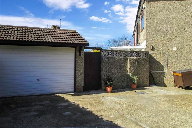 Garage View of Tennyson Way, Hornchurch, Essex RM12