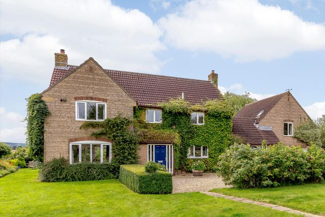 6 bed detached house for sale in Springmead Farm, Brister End, Yetminster, Sherborne, Dorset DT9