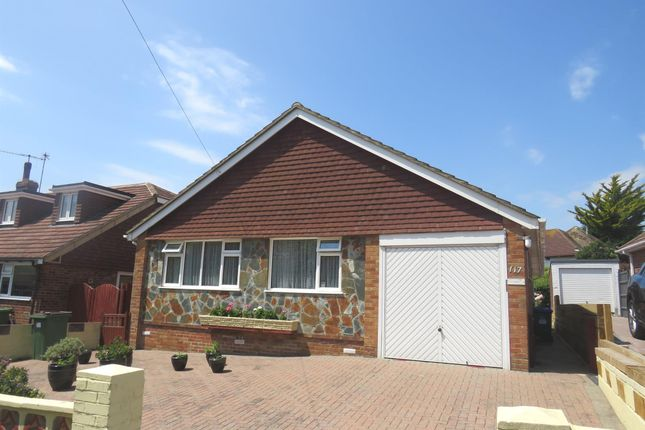Thumbnail Detached bungalow for sale in Bannings Vale, Saltdean, Brighton