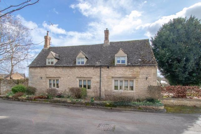 Thumbnail Detached house to rent in Crown Lane, Tinwell, Stamford