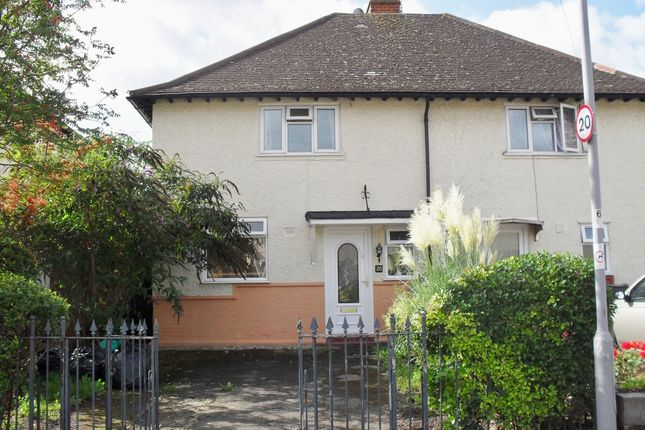 Thumbnail Semi-detached house to rent in Norbiton Common Road, Kingston Upon Thames
