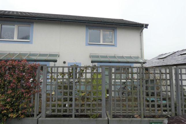 Thumbnail End terrace house for sale in Mill Lane, Halton, Lancaster